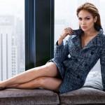 Новая коллекция одежды от Дженнифер Лопес