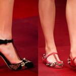 Как подобрать женские туфли в интернете?