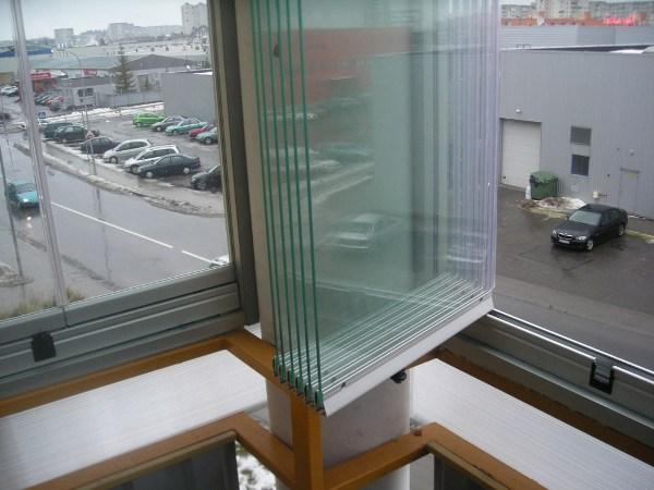 Безрамное остекление балконов – стильные окна