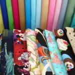 Виды тканей постельного белья
