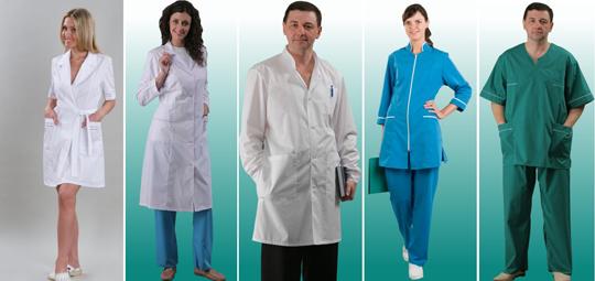 Как подобрать одежду для медиков