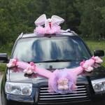 Как украсить машину на выписку новорожденного?
