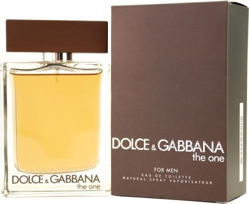 Туалетная вода the One for Men от Dolce & Gabbana