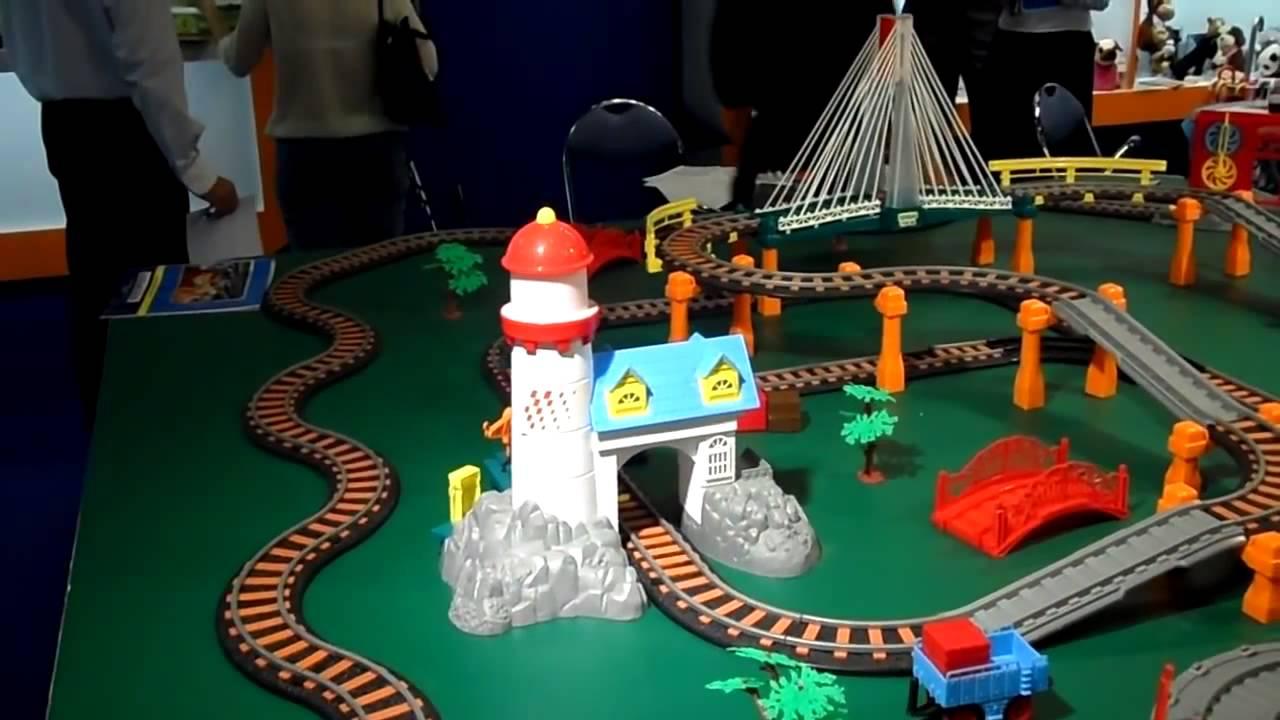 Детская железная дорога – увлекательный аттракцион для всей семьи