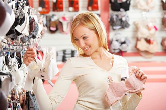Как выбрать нижнее белье в магазине онлайн
