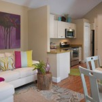 Компоновка мебели для увеличения пространства