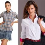 Какими бывают рубашки современности?