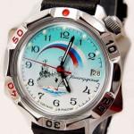 Как выбрать командирские наручные часы?
