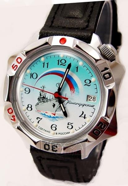 Как выбрать командирские наручные часы