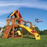 Как выбрать игровую площадку для детей