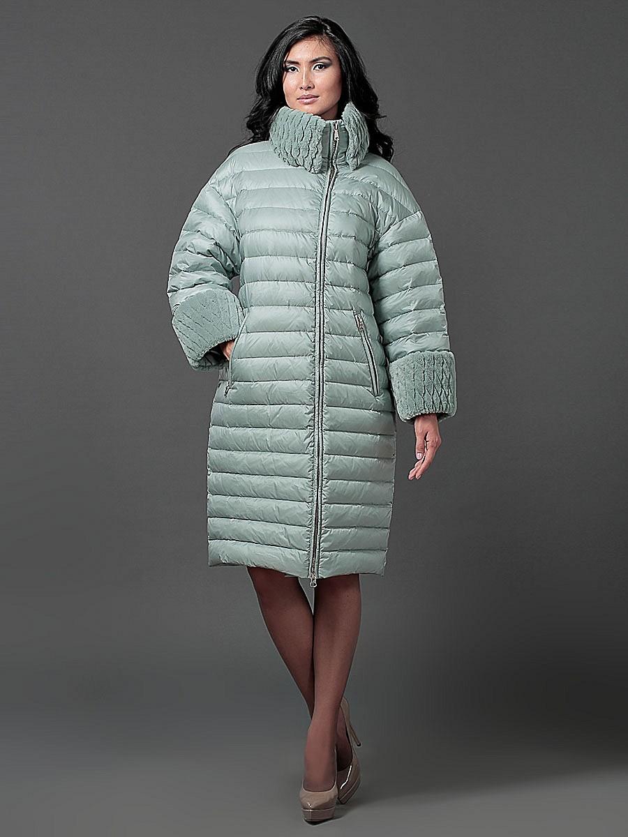 Стильные куртки - пуховики NAUMI
