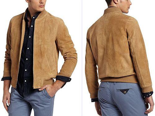 Замшевые куртки