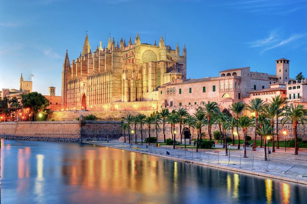 Испания туристическая