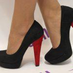 Туфли на каблуках или без?