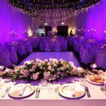 Декорирование помещения для свадьбы