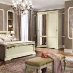 Варианты комплектаций спален из Италии