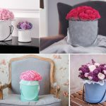 Цветы в шляпной коробке: преимущества и особенности ухода