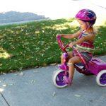 Как приучить ребёнка к велоспорту?