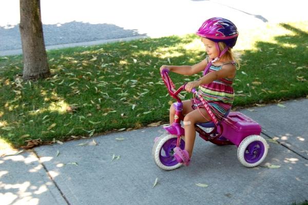 Выбор трехколесного велосипеда