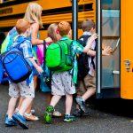 Выбираем транспорт для перевозки детей