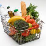 Покупка еды в интернет-магазине