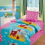 Выбираем постельное бельё для детей