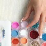 Акриловая пудра для ногтей: использование