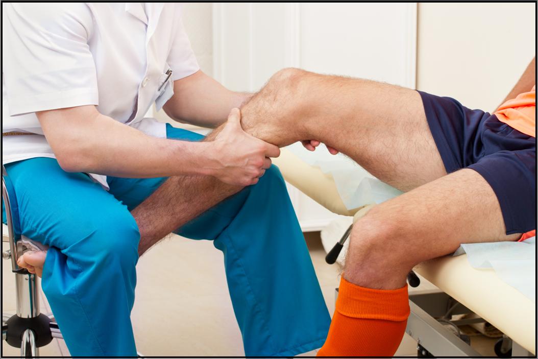 профилактика и лечение суставов в спорте