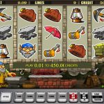 Ищем сокровища гномов в слоте для онлайн казино Gnome