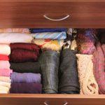 Как хранить одежду для зимы?