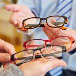 Как выбрать очки в оптике?