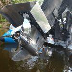 Правила установки мотора на лодку ПВХ