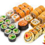 Как выбрать сет суши?