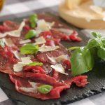 Как выбрать мясо для карпаччо?