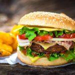 Доставка бургеров — отличный перекус