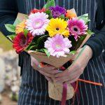 Выбор цветов на день рождения