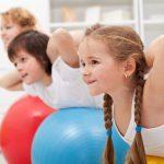 Что такое детский фитнес?